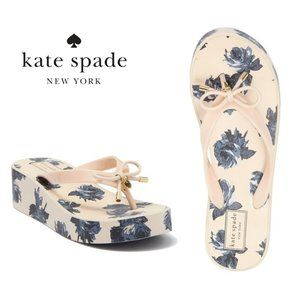 Kate Spade New York☆Rhett Wedge Flip Flop